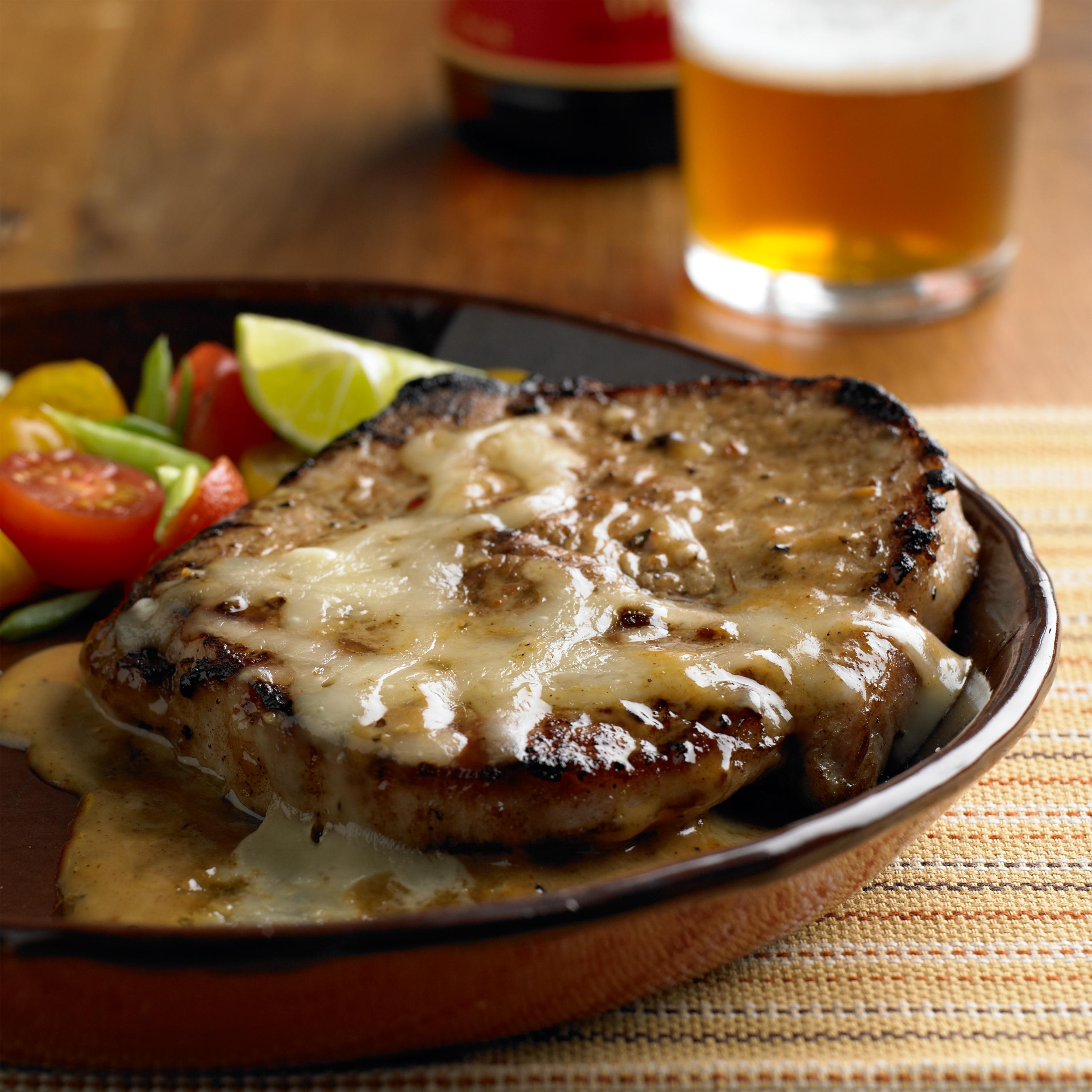 Garlic Lime Marinated Pork Chops Recipes — Dishmaps