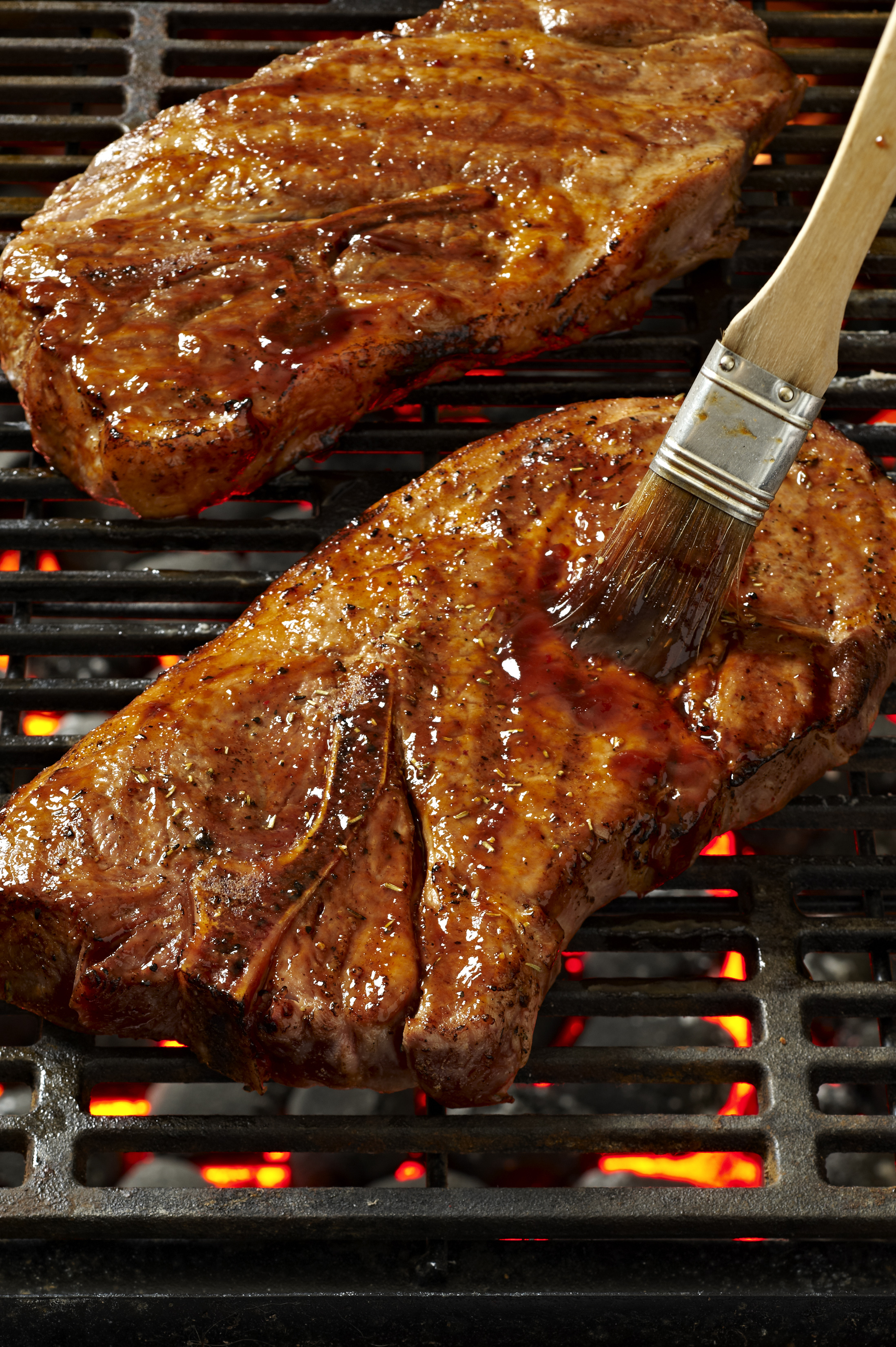 Glazed Blade Steaks Pork Recipes Pork Be Inspired