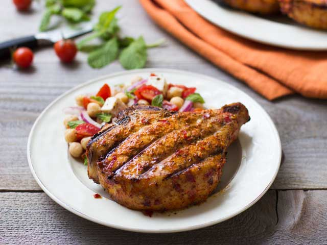 ... grilled pork chops grilled brown sugar pork chops grilled pork chops