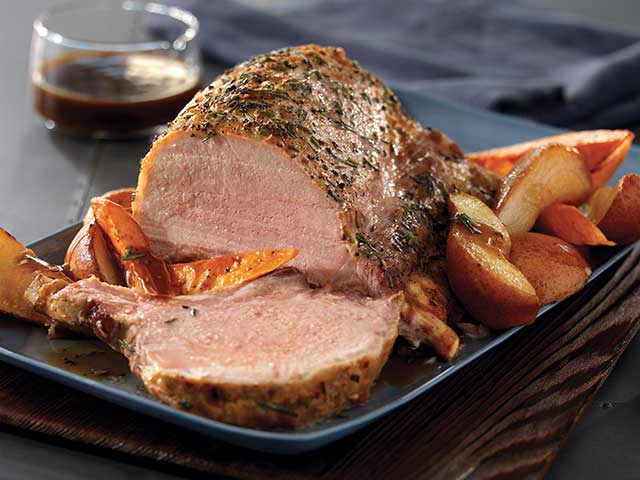 Italian Pork Tenderloin With Roasted Sweet Potatoes Recipes ...