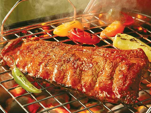 Fire-Cracker Pork Ribs