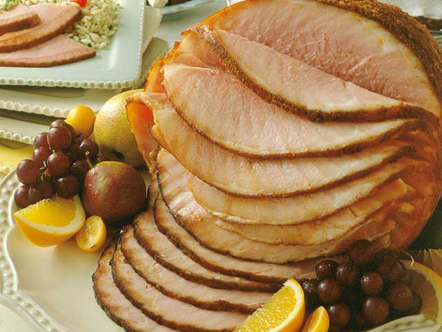 how to cook an 8 pound shoulder ham
