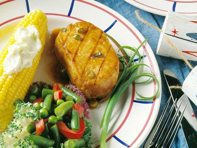 Marinade For Grilled Pork Chops Food Network
