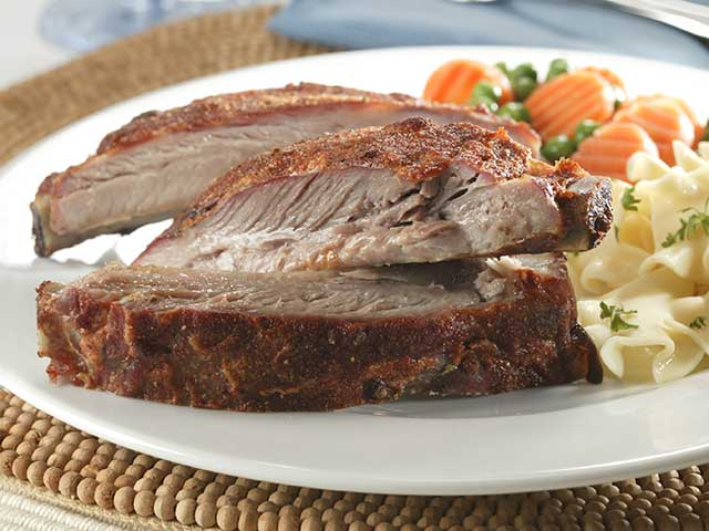 Oven-Roasted Ribs