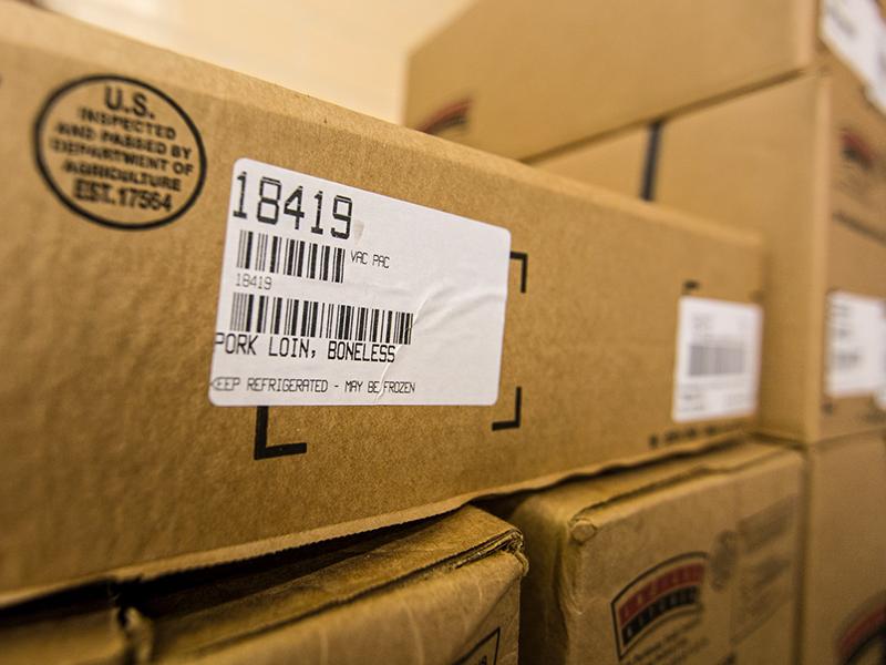 Reading Foodservice Labels - Pork Food Service