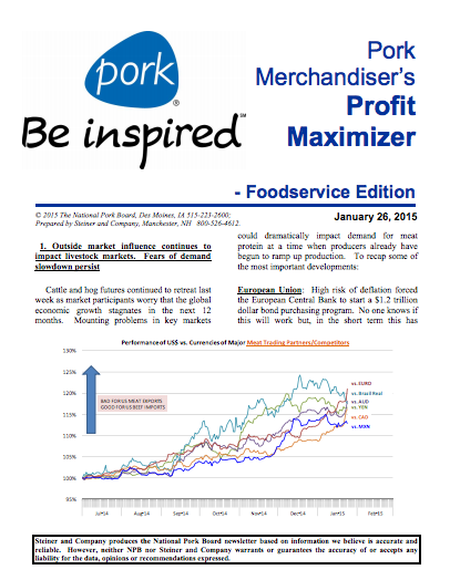 What factors affect market hog prices?