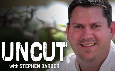 Stephen Barber