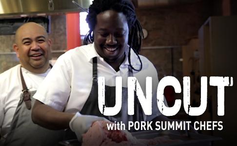 2015 Pork Summit Chefs, Dim Sum<