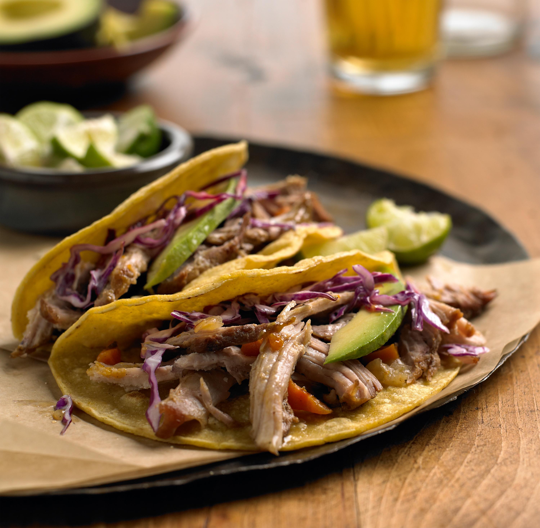 Candace's Carnitas Tacos - Pork Recipes - Pork Be Inspired