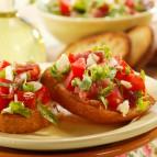 Bacon, Lettuce and Tomato Bruschetta