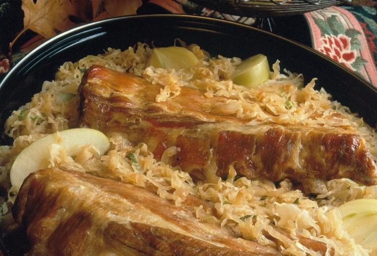 Oktoberfest Ribs - Pork Recipes - Pork Be Inspired