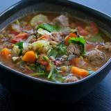 Lentil-Sausage-Kale-Soup
