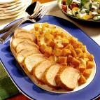Pork Tenderloin with Roasted Sweet Potatoes