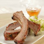 Asian-Flavored Baby Back Ribs