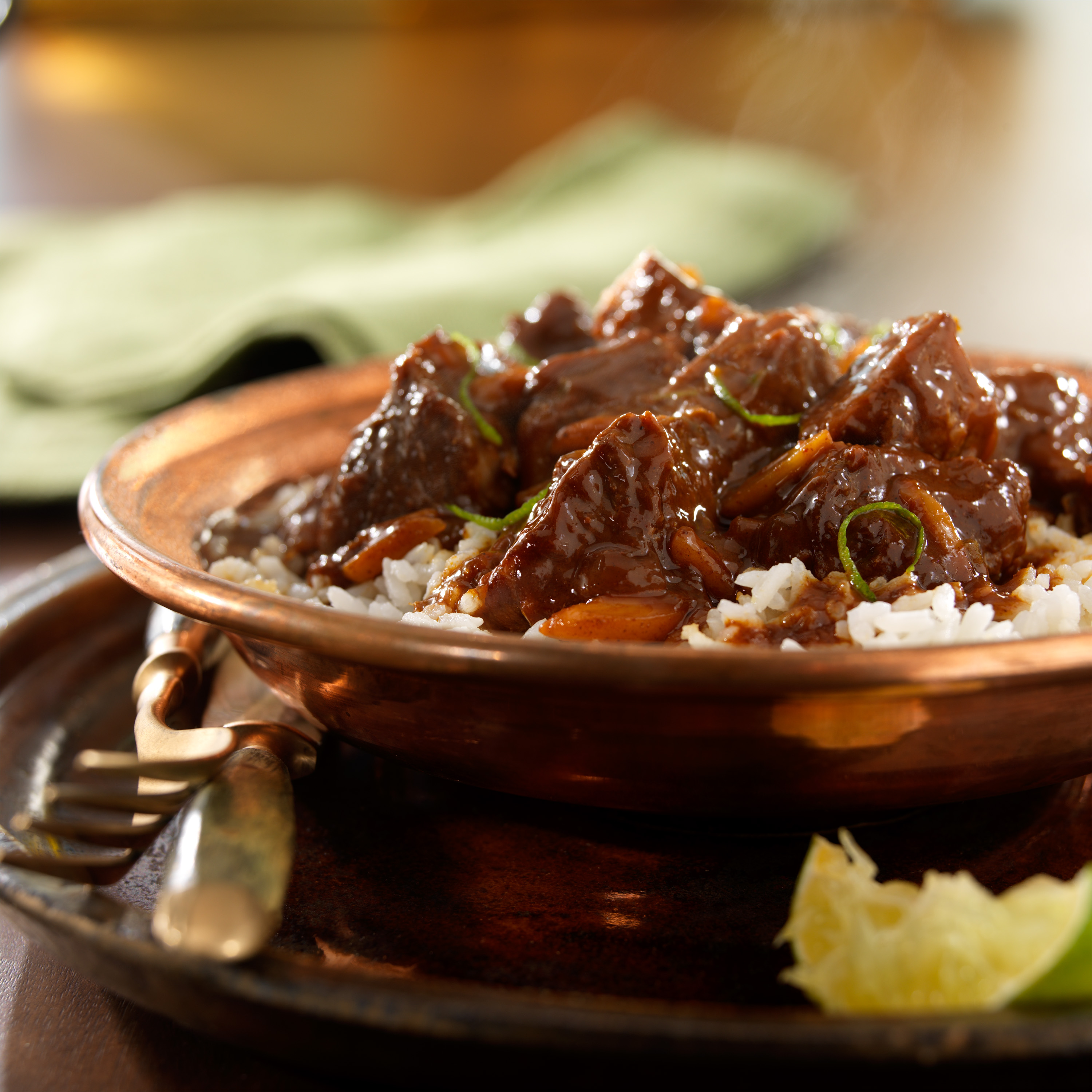 Cider-and-Beer-Braised Pork with Chocolate Mole - Pork ...