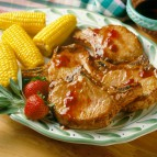 Very Berry Pork Chops