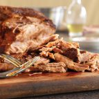 Chili Rub Slow Cooker Pulled Pork Recipe