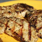 Rosemary Lemon Pork Chops