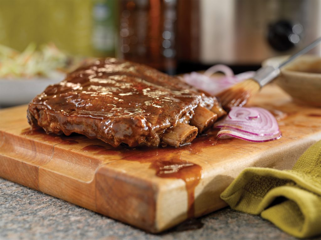 Slow Cooker Root Beer Ribs Recipe - Great Party Food Idea