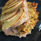 Stuffed Pork Chops with Apples