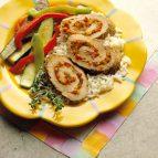 Cajun Pork Pinwheels