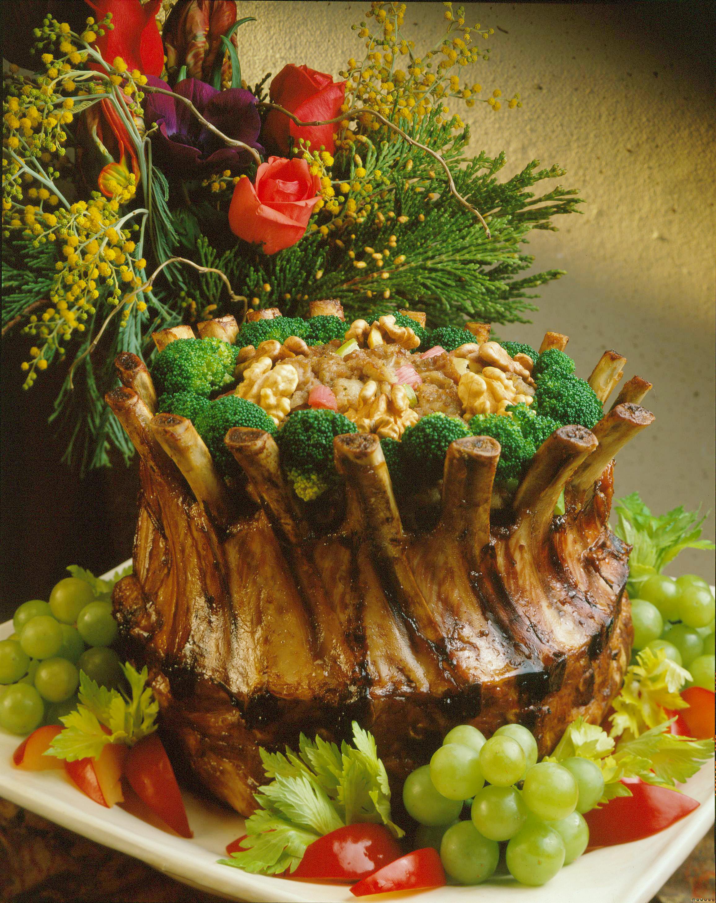 Crown pork stuffing recipes