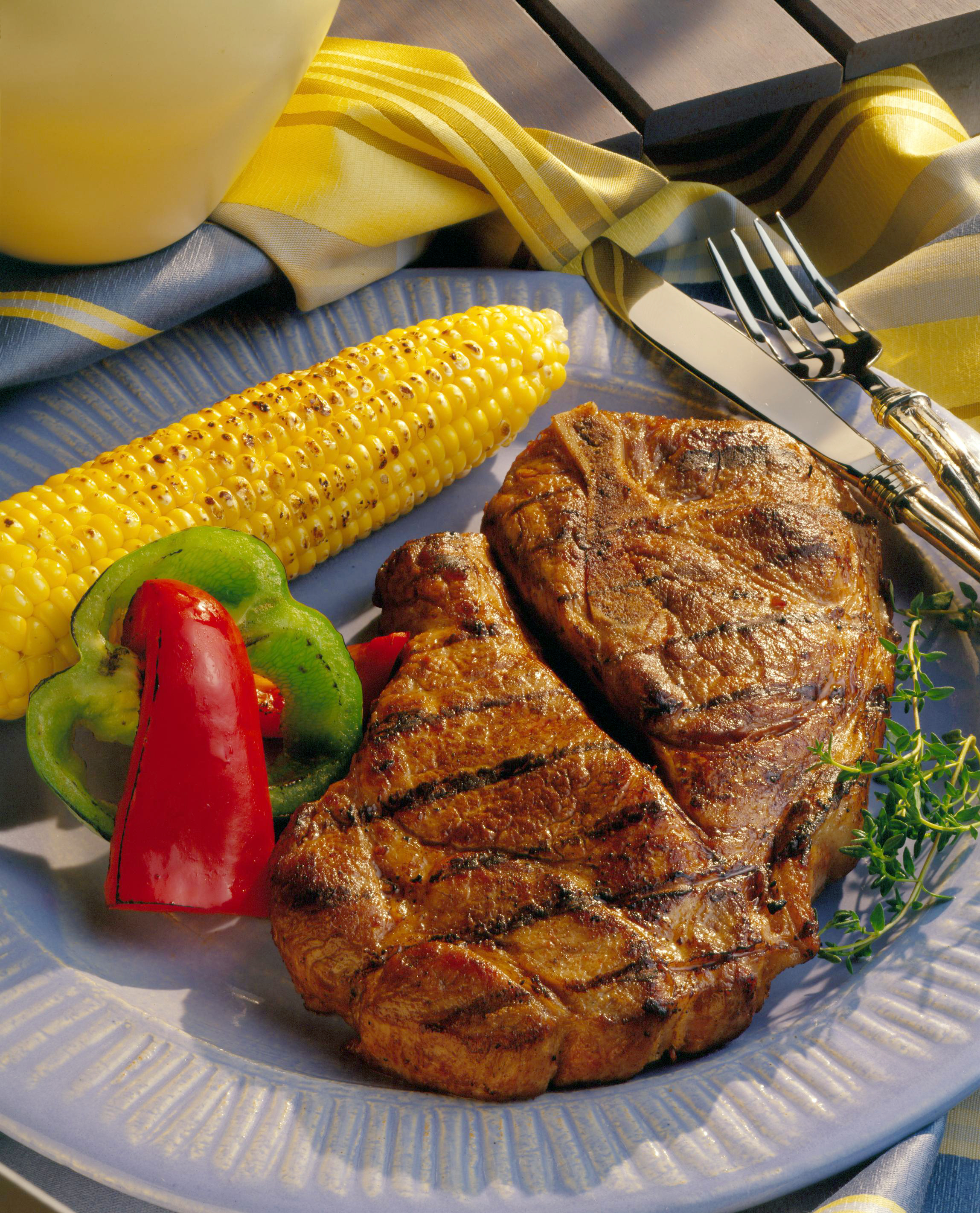 recipe: pork steak recipes grill [35]
