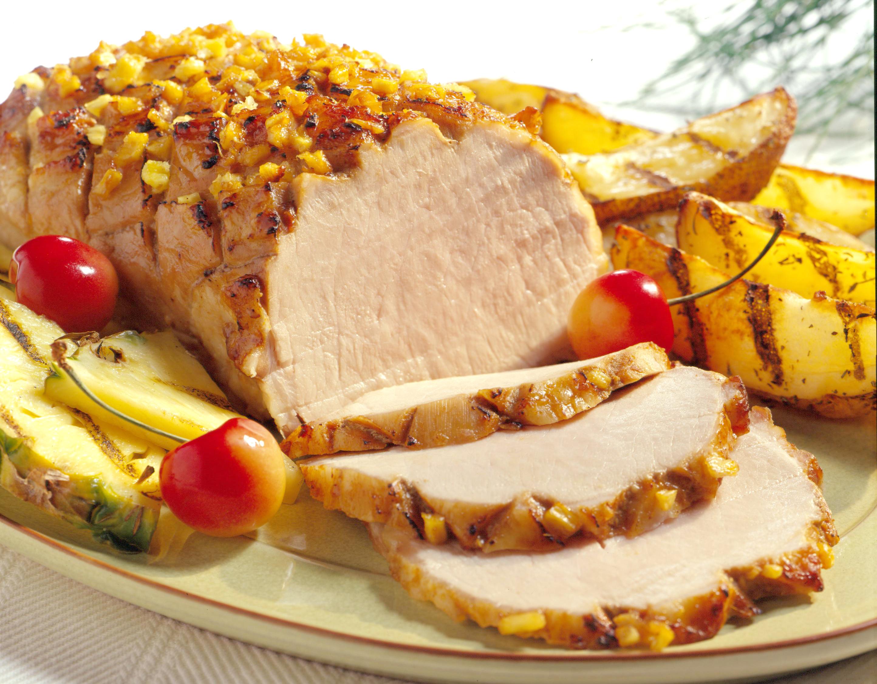 recipe: pineapple sauce for pork tenderloin [36]