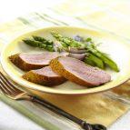 Mustard-Crusted Pork Roast - Pork Recipes - Pork Be Inspired