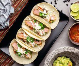 Adobo Pork Tacos