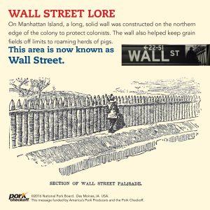 wall street lore