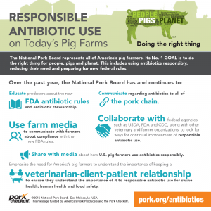 responsible antibiotic use educate