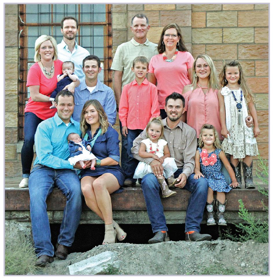 Luckey family photo