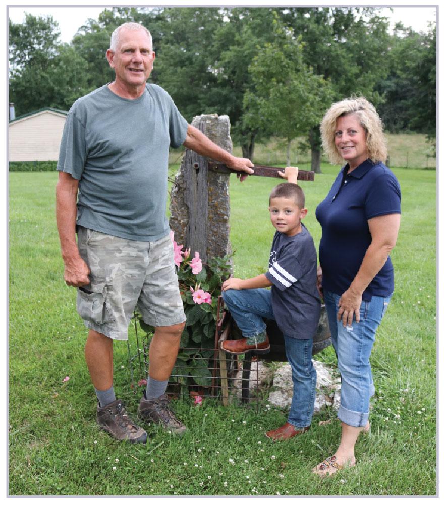 Mauer family photo